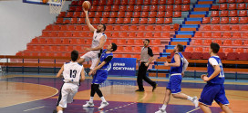 "Košarka – Druga međuregionalna liga ""Istok"": MLADOST – VLASOTINCE 102 – 64"