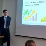 "Zaječarac Milan Popović, ČETVRTI U EVROPI -Poslovna ideja ""ALARM SYISTEM"" visoko rangirana"