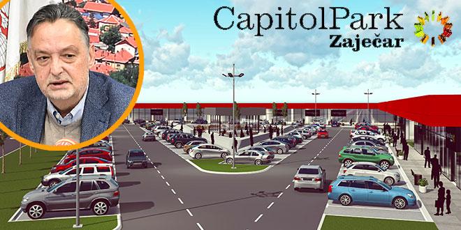 Veliko interesovanje kompanija za tržni centar u Zaječaru – PRVI OGLASI ZA RADNIKE VEĆ RASPISANI