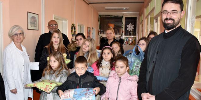 Nova posteljina za Dečije odeljenje u Zaječaru! (FOTO)