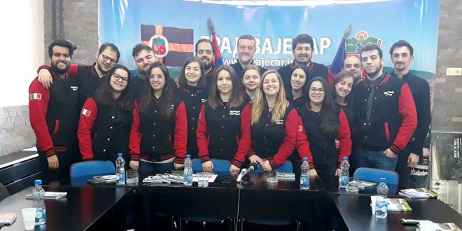 Članovi tima AIESEC-a na internacionalnoj razmeni u Zaječaru: PONEĆEMO LEPA SEĆANJA ALI I UTISKE O RAZNOLIKOJ KULINARSKOJ PONUDI