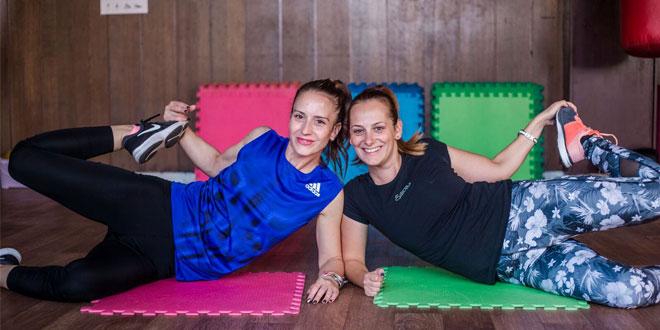 """TRENIRAJTE SA NAJBOLJIMA: Fitnes studio """"Body fit plus"""" uvodi nove programe i radionice (FOTO)"""
