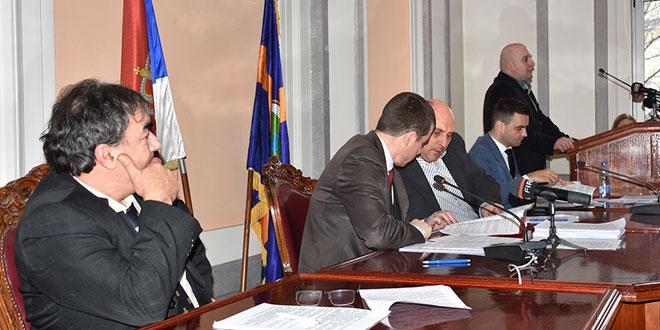 Skupština grada: Odbornici se izjasnili o 25 važnih odluka
