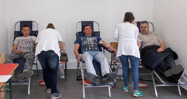 HOĆETE DA SPASITE NEKOME ŽIVOT? Akcija dobrovoljnog davanja krvi u Zaječaru