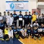 FUTSAL: FFA završnica za prvaka Srbije Zaječar za mlađe kategorije -PETLIĆI VEB BIROA NAJBOLJI
