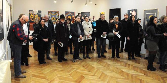 """Otvorena izložba """"Da se ne zaboravi"""" u zaječarskom muzeju (FOTO)"""