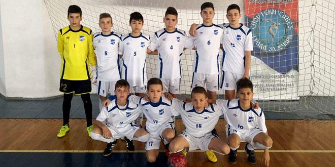 Mali fudbal: Zaječarski VEB BIRO prvak Srbije u kategoriji petlića