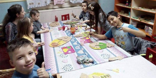 Dečiji centar Zaječar organizuje HUMANITARNU prodaju uskšnjih jaja i ukrasa
