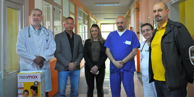 """ZC Zaječar dobio značajnu donaciju: Jakov Adžić,  kompanija """"Audio BM"""" i Nezavisni sindikat policije donirali medicinsku opremu"""
