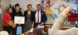 """Bogdan Živadinović, učenik zaječarske Ekonomske škole osvojio drugo mesto na takmičenju """"Evropski kviz novca"""""""