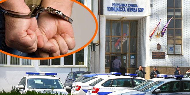 Uhapšen Boranin zbog napada na stariju sugrađanku