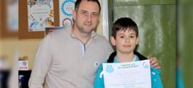 Desetogodišnji Zaječarac Mateja Đorđević predstavlja Zaječar i istočnu Srbiju na Hippo takmičenju u Italiji