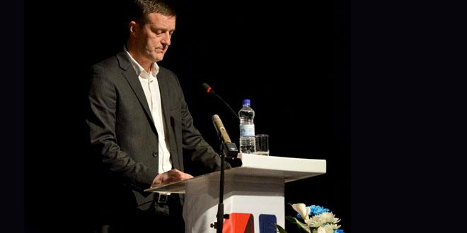 Uskršnja čestitka predsednika GO SNS Zaječar Milana Stankovića
