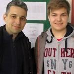 Pavle Ivković, učenik zaječarske Tehničke škole OSVOJIO DRUGO MESTO na Regionalnom takmičenju iz statike