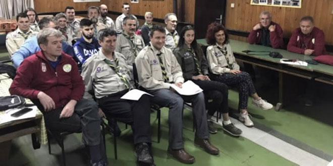 """Zaječarski Odred izviđača """"Đorđe Simeonović"""" u 2018. godini među najboljim odredima u Srbiji"""