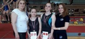 Zaječarske gimnastičarke nastavljaju da nižu upehe -DVE BRONZANE medalje na takmičenju u Kostolcu