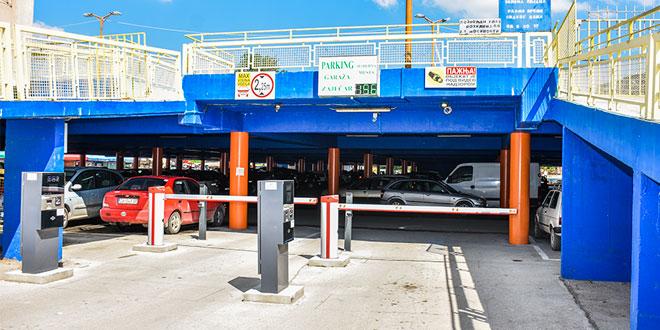 Besplatan parking u javnoj garaži do 48 sati