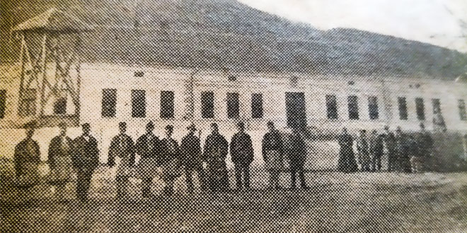 U maju pre 122 godine  započeto zidanje škole u Zvezdanu