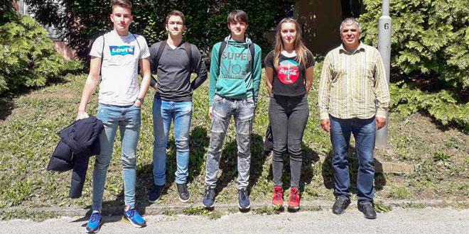Zaječarska Gimnazija osvojila treće mesto na ARHIMEDESU