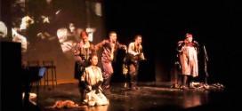 """Dokumentarna predstava """"San o Mileni"""" sinoć izvedena u zaječarskom pozorištu (FOTO)"""