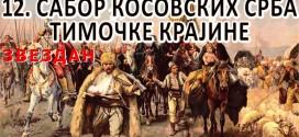 Počinje Sabor kosovskih Srba Timočke krajine