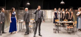 Predstava ŽENE IZ TROJE premijerno izvedena sinoć u Prištini -Večeras izvođenje u Gračanici, krajem avgusta na Romulijani