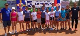 OP Zaječara u tenisu: Pobedu odneli mladi teniseri iz Niša i Smedereva