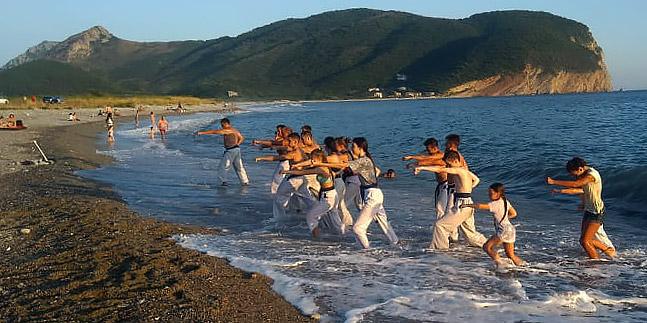 Završen Letnji karate kamp u Buljaricama