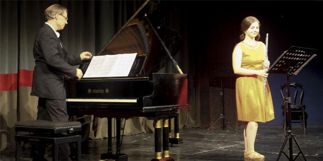 Photo of Koncertom u zaječarskom pozorištu završen ovogodišnji Kamp klasične muzike