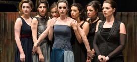 """Predstava """"Žene iz Troje"""" na Nišvilu pozdravljena ovacijama i gromoglasnim aplauzom"""