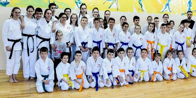 Photo of Uspešne pripreme mladih borskih karatista za prvenstvo Srbije