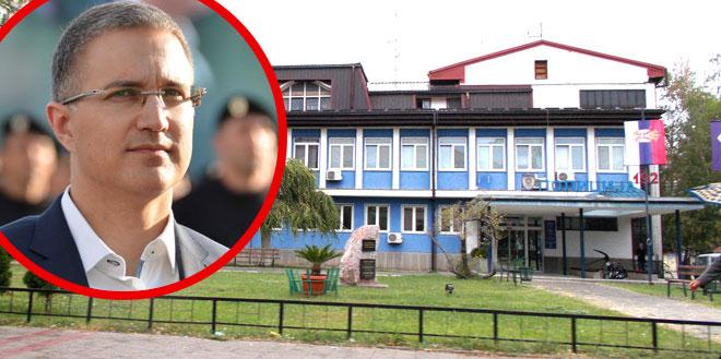 Ministar policije Nebojša Stefanović u poseti Zaječarskom okrugu