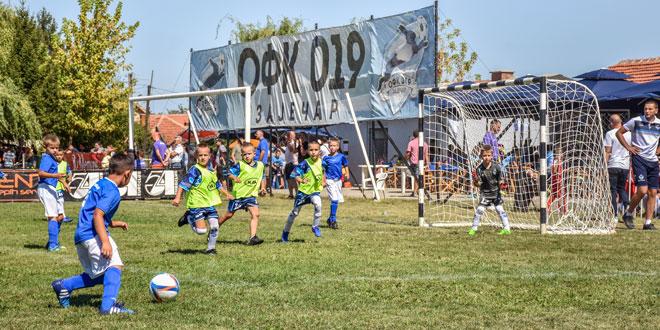 Preko 1.000 dece ovog vikenda u Zaječaru na Međunarodnom fudbalskom turniru (FOTO)
