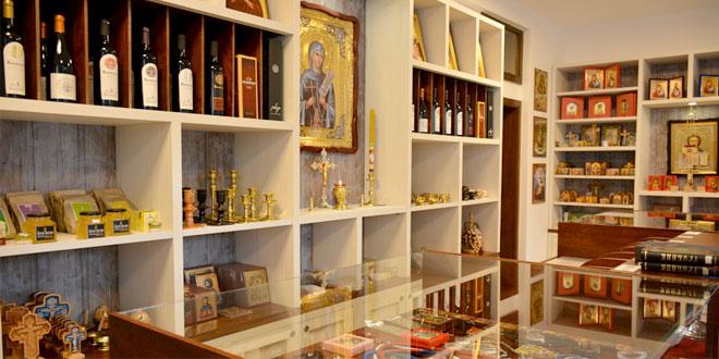 Osvećena i otvorena crkvena prodavnica – suvenirnica u porti Sabornog hrama u Zaječaru