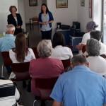U Klubu starih 65+ PREDAVANJA IZ OBLASTI PRUŽANJA PRVE POMOĆI