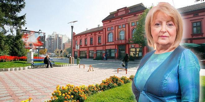 Ministarka Slavica Đukić Dejanović u ponedeljak u Zaječaru