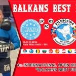 """Zaječarci Nikola i Aleksandar spremni za jedan od najjačih turnira u kik boksu na Balkanu """"Balkans best figters"""""""