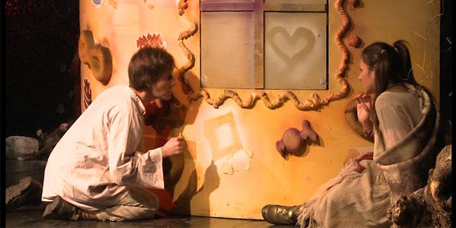 """Predstava za decu """"Ivica i Marica"""" u zaječarskom pozorištu"""