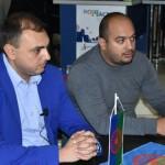 Dalibor Nakić, predsednik Saveta romske nacionalne manjine obišao Društvo Roma u Zaječaru