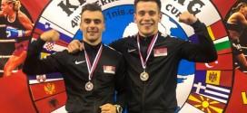 Zaječarci Aleksandar i Nikola osvojili ZLATO i BRONZU na Međunarodnom turniru u Nišu