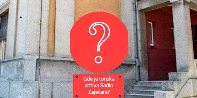 Kako je nastajala tonska arhiva Radio Zaječara i gde je ona danas?