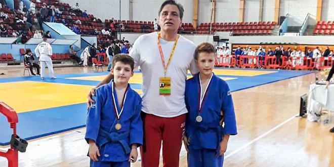 Dve zlatne medalje za mlade zaječarske dzudiste
