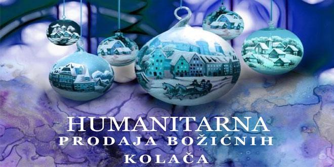 Humanitarna prodaja božićnih kolača