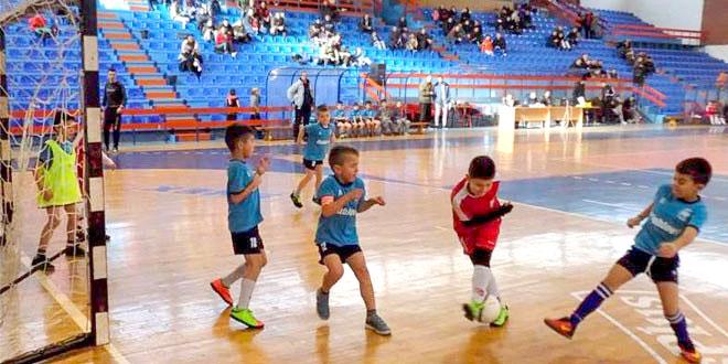 Počeo veliki Novogodišnji turnir u malom fudbalu