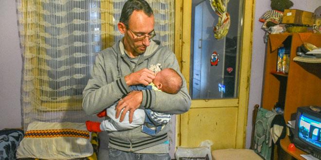 Samohrani otac Saša Pačević kome je neophodna pomoć: JA NISAM BITAN, BITAN JE MOJ LAZAR
