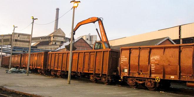 Prvi teretni vozovi sa rudom bakra iz Španije stigli u Bor