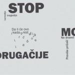 """Zaječarski osmaci sa performansom """"Stop – može i drugačije"""" predstaviće se beogradskoj publici"""