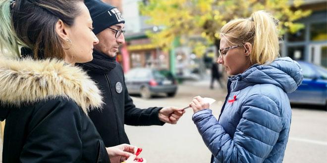 TOC u Zaječaru obeležio Međunarodni dan borbe protiv HlV-a i AlDS-a