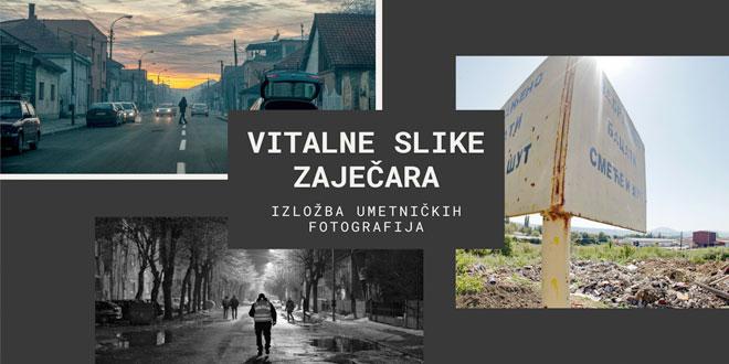 """Izložba fotografija """"Vitalne slike Zaječara""""  24. decembra"""