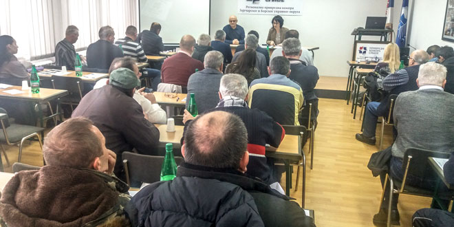 ŠANSA ZA RAZMENU ISKUSTAVA: Počela Zimska škola za poljoprivrednike